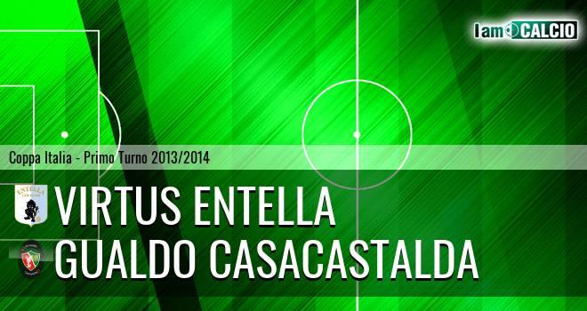 Virtus Entella - Gualdo Casacastalda