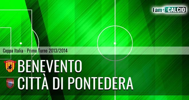 Benevento - Città di Pontedera