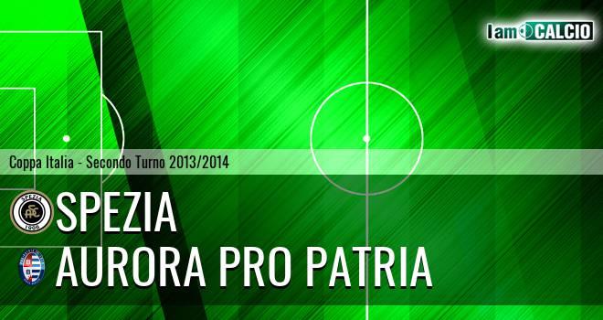 Spezia - Aurora Pro Patria