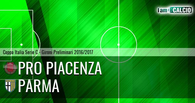 Pro Piacenza - Parma