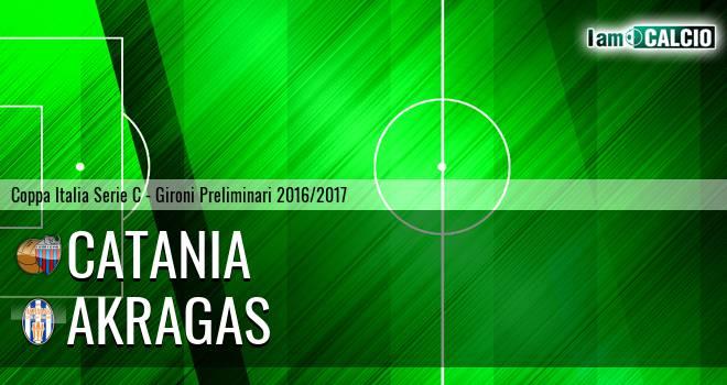 Catania - Olimpica Akragas