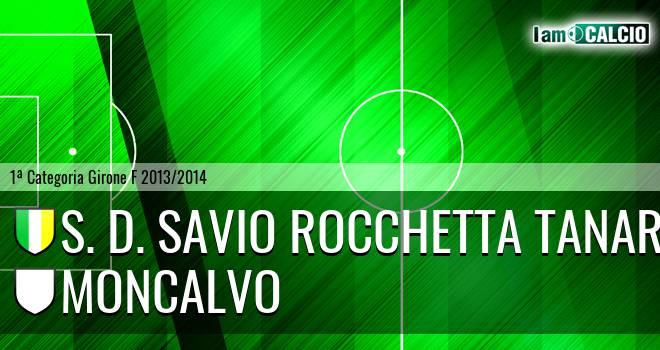 S. D. Savio Rocchetta Tanaro - Moncalvo