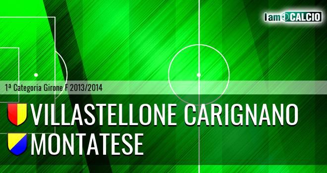 Villastellone Carignano - Montatese