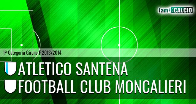 Atletico Santena - Football Club Moncalieri