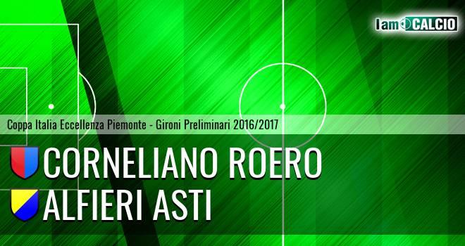 Corneliano Roero - Alfieri Asti
