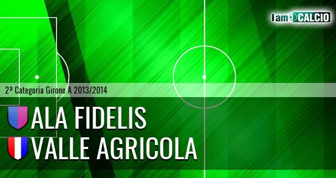 Ala Fidelis - Valle Agricola