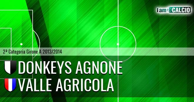 Donkeys Agnone - Valle Agricola