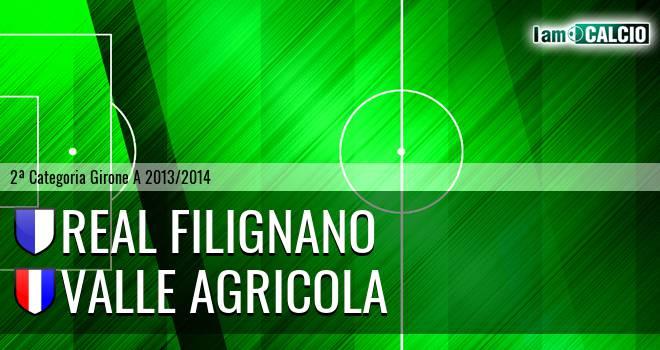 Real Filignano - Valle Agricola