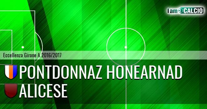 PontDonnaz HoneArnad - Alicese