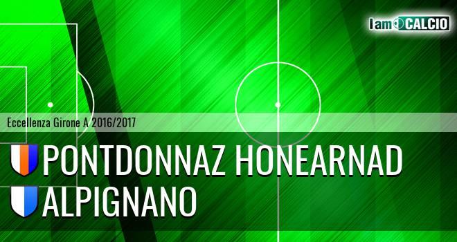 PontDonnaz HoneArnad - Alpignano