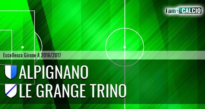 Alpignano - Le Grange Trino