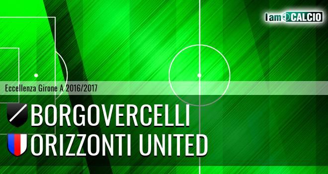 Borgovercelli - Orizzonti United