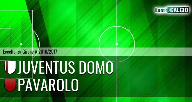Juventus Domo - Pavarolo
