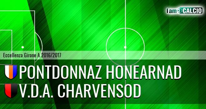PontDonnaz HoneArnad - V.D.A. Charvensod