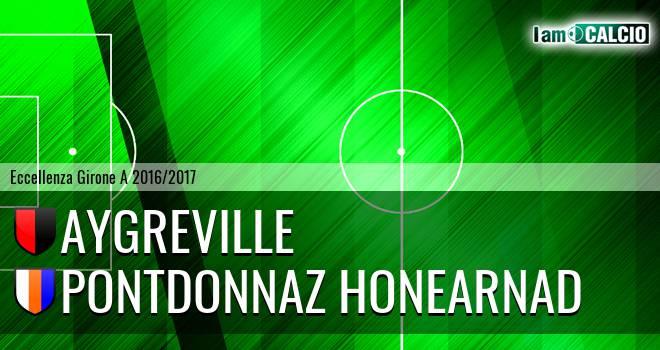 Aygreville - PontDonnaz HoneArnad