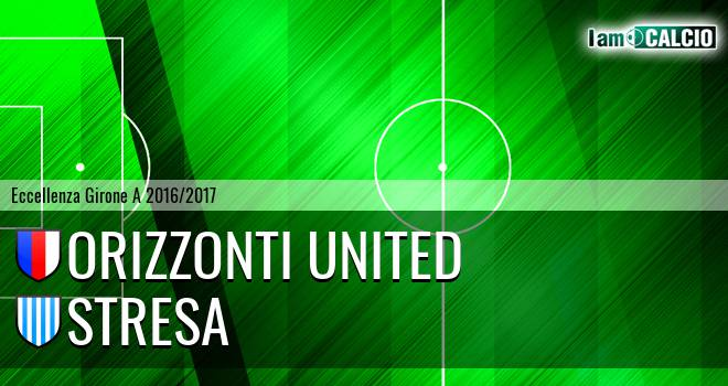 Orizzonti United - Stresa