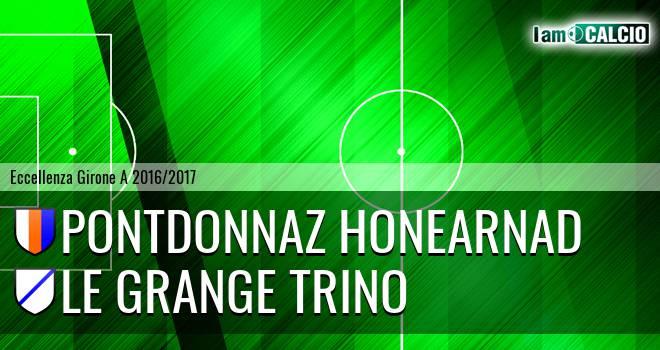 PontDonnaz HoneArnad - Le Grange Trino