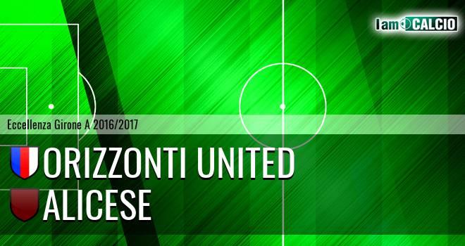 Orizzonti United - Alicese