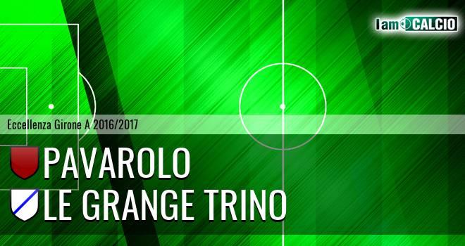 Pavarolo - Le Grange Trino