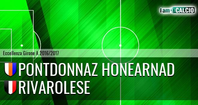 PontDonnaz HoneArnad - Rivarolese