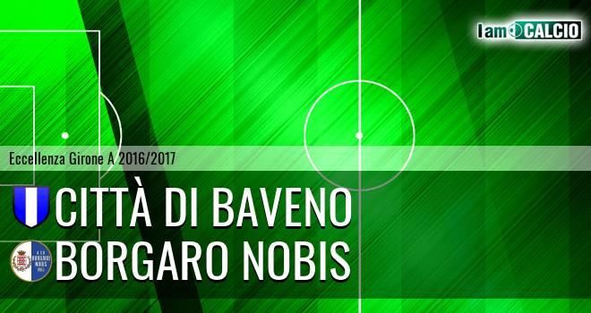 Città di Baveno - Borgaro Nobis