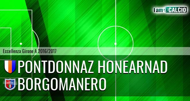 PontDonnaz HoneArnad - Borgomanero
