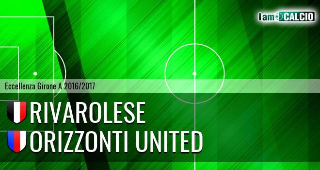 Rivarolese - Orizzonti United