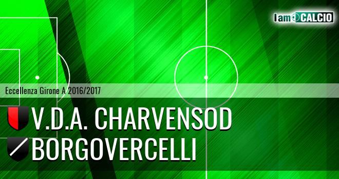 V.D.A. Charvensod - Borgovercelli