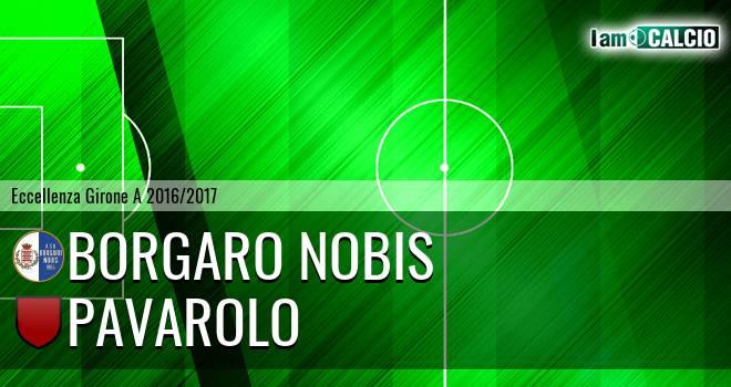 Borgaro Nobis - Pavarolo