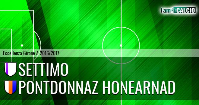 Settimo - PontDonnaz HoneArnad