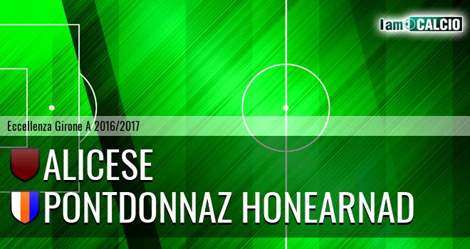 Alicese - PontDonnaz HoneArnad