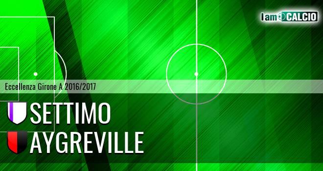 Settimo - Aygreville