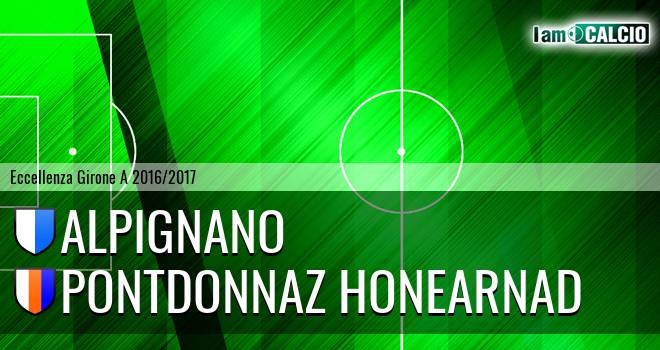 Alpignano - PontDonnaz HoneArnad