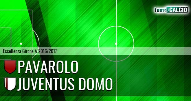 Pavarolo - Juventus Domo