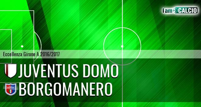 Juventus Domo - Borgomanero