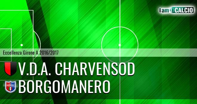 V.D.A. Charvensod - Borgomanero