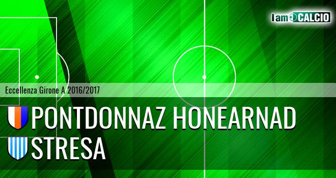 PontDonnaz HoneArnad - Stresa