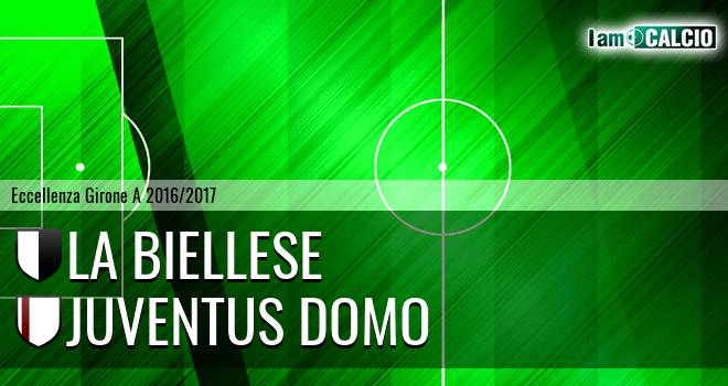 La Biellese - Juventus Domo