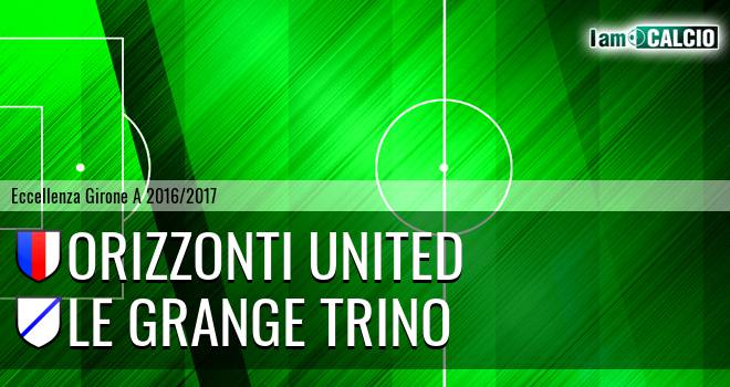 Orizzonti United - Le Grange Trino