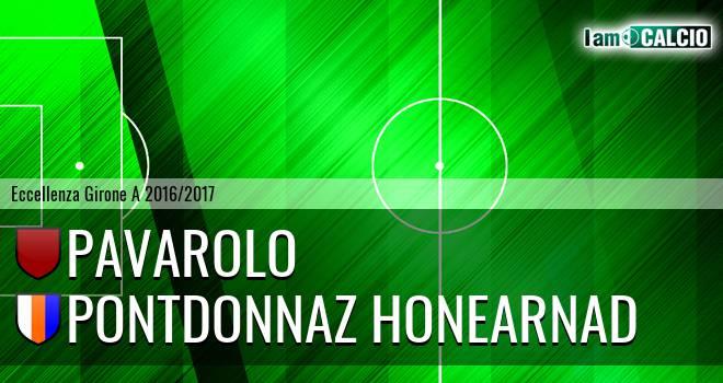 Pavarolo - PontDonnaz HoneArnad Evanco