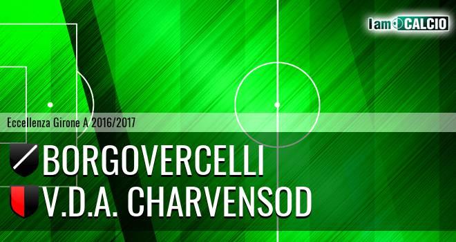Borgovercelli - V.D.A. Charvensod
