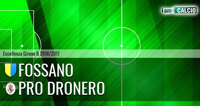 Fossano - Pro Dronero