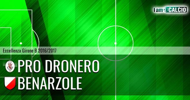 Pro Dronero - Benarzole