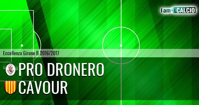 Pro Dronero - Cavour