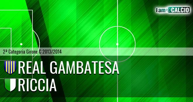 Real Gambatesa - Riccia