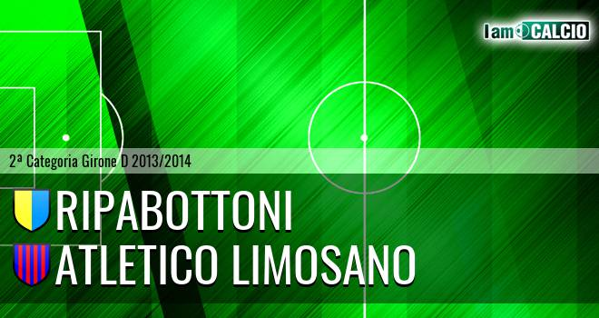 Ripabottoni - Atletico Limosano
