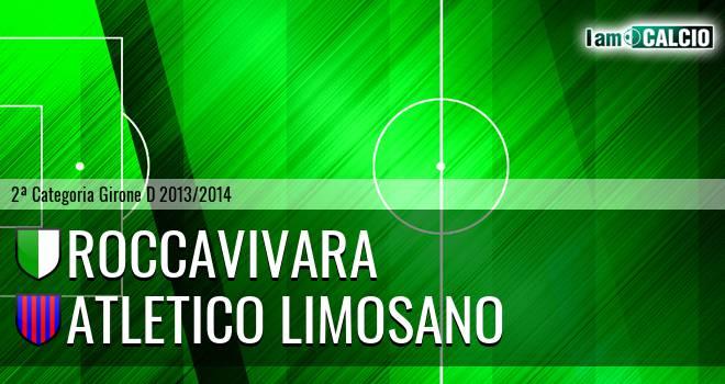 Roccavivara - Atletico Limosano