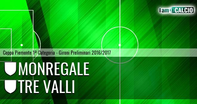 Monregale - Tre Valli