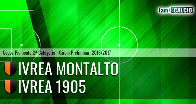 Ivrea Montalto - Ivrea 1905