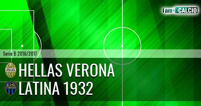 Hellas Verona - Latina